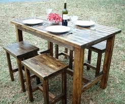 diy bar stool plans pallet bar stools large size of bar height table high top bar