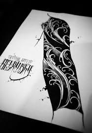 сделать татуировку рукав черные волны на запястье в городе санкт