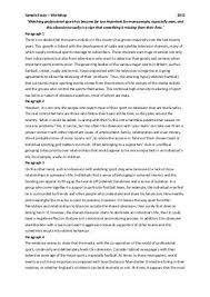 sample mongol dbq essay quia sample essay workshop 2012 watching professional sport has