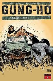 Gung-Ho #4: Black Sheep (English Edition) eBook: Von Eckartsberg ...
