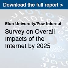 pew future of the internet survey report experts predict the full report graphic internet