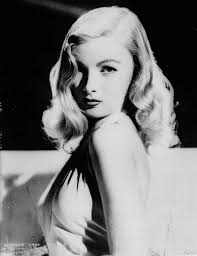 veronica lake is shown when she was the k a boo look