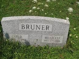 Millicent May Mack Bruner (1914-1995) - Find A Grave Memorial