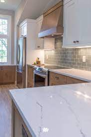 Our Cambria Ella Quartz Countertop Is A Soothing Complement To A Beachy And Coastal Kitchen Renovation By Jk Kitchen Design Kitchen Renovation Kitchen Remodel