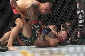 UFC 264: Skilled Conor McGregor landed ...