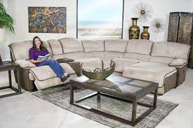 Austin Cafe 6 Piece Left Facing Chaise Sectional