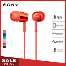 Tai Nghe Nhét Tai Sony Mdr-nc31em giá tốt cập nhật 3 giờ trước - BeeCost
