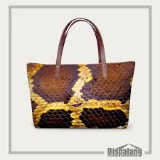 Snakeskin Designer Bags Us 25 79 40 Off Handbags For Women Cool Snakeskin 3d Printing Woman Shoulder Bags Dispalang Designer Casual Top Handle Bag Large Shopping Bags In