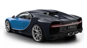 The car is based on the bugatti vision gran turismo concept car. Bugatti Chiron Breaking New Dimensions