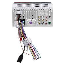 boss audio® bv9364b double din dvd cd am fm mp3 wma receiver boss wiring harness tunerboss® double din dvd cd am fm mp3 wma receiver with 6 2\