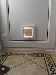 please note i do not cut glass but can exchange a double glazed unit for flat white upvc page 3 midlands cat flap