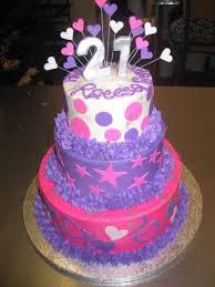 Decorated Birthday Cakes 21st Birthday Cakes Decoration Ideas Little Birthday Cakes