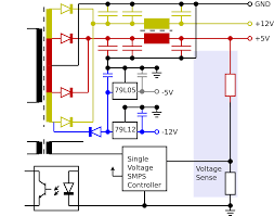 pc power supply wiring diagram laptop power supply wiring diagram dell charger center pin voltage at Dell Laptop Power Supply Wiring Diagram