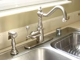 kitchen fabulous sink faucets single handle kitchen faucet