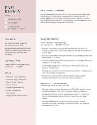 Strong Resume Examples Resume Examples Hloom Com