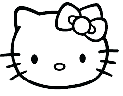 Hello Kitty Easter Coloring Pages E Printable Hello Kitty Coloring