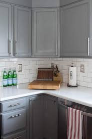 Image Successful Examples How To Install Subway Kitchen Tile Inspiration For Moms Tips On How To Install Subway Tile Kitchen Backsplash Inspiration