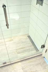 how to lay tile in a shower tile shower tile shower shower floor tile linear shower