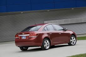 Review: A tale of two Chevys – the 2012 Cruze LT and Cruze Eco ...