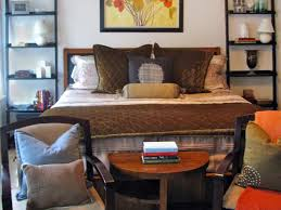 Orange And Brown Bedroom Warm Bedrooms Colors Pictures Options Ideas Hgtv