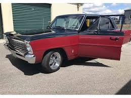 1967 Chevrolet Nova for Sale on ClassicCars.com - 35 Available