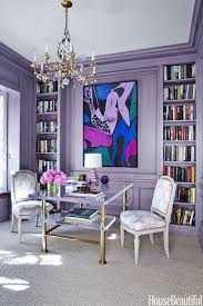 purple office decor. Room Of The Week: 10 Home Office Decor Ideas Purple F