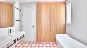 Funky Bathroom Light Pulls A Modern Bathroom Renovation In The Most Unlikely Home