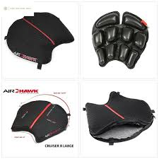 Airhawk Motorcycle Seat Cushion Fit Chart Airhawk R Revb Cruiser R Large Motorcycle Seat Cushion For