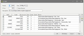 Simple General Ledger General Ledger Software Bs1