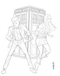 Small Picture Download Coloring Pages Doctor Who Coloring Pages Doctor Who