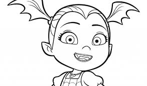 These free printable vampirina coloring pages are collected for kids of all ages. Free Printable Vampirina Coloring Pages Coloring Home