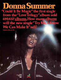 vine ads donna summer try me i know we can make it 1976