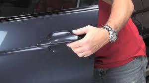 repairing door handles on a bmw x5 2000 thru 2006