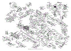 dixon ztr 4423 (2002) parts diagram for wiring Wiring Diagram Symbols at Ztr 4423 Wiring Diagram
