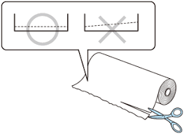 TM-200 : Загрузка <b>рулонов</b> в <b>держатель рулона</b>
