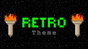 theme. Retro-theme Theme