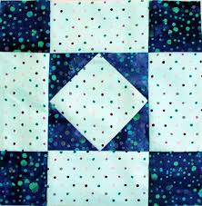 quilts with just square blocks | Block #2 is an Amish Diamond ... & quilts with just square blocks | Block #2 is an Amish Diamond quilt block. Adamdwight.com