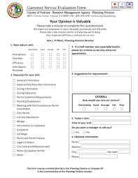 14 Customer Service Evaluation Forms Free Pdf Format Download