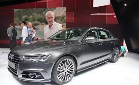 2015 Audi A6 - Information and photos - ZombieDrive