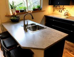picture of diy laminate countertops