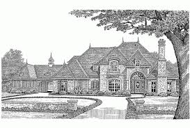 french chateau house plans. Front French Chateau House Plans