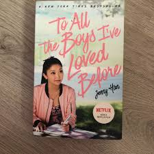However, all that changes when the five love letters she's written throughout her young life get sent to the boys on which she's had crushes. To All The Boys I Ve Loved Before By Jenny Han Depop