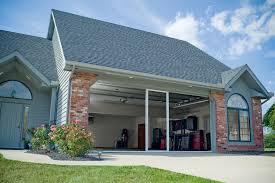 garage door screen systemScreen Time Phantom Screens Partners With Breezy Living on Garage