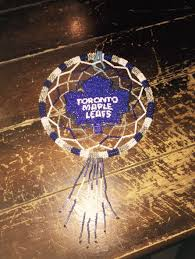 Where To Buy Dream Catchers In Toronto Adorable Toronto Maple Leafs Handmade Dreamcatchers Pinterest Toronto