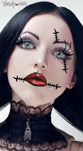 voodoo doll makeup ideas about voodoo doll makeup