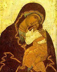 Аборт и христианство Википедия yaroslavskaya ikona jpg