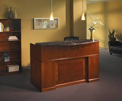 cheapest office desks. Plain Desks Mayline Reception Sorrento Desk With Cheapest Office Desks I
