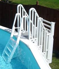 diy above ground pool stairs above ground pool steps web used above ground pool steps for diy above ground pool stairs
