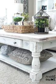 side table white distressed bedside attic vintage whitewash coffee best tables ideas on round 1024