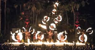 Chiefs Luau Reservations